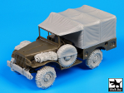 1/35 US Dodge accessories set