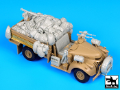 1/35 British SAS Chevrolet #2 North Africa 1942