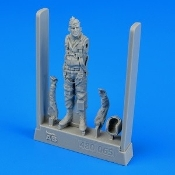 1/48 USAF Fighter Pilot w/Helmet Vietnam War 1960-75