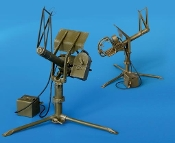 1/35 U.S. Machine gun cal .50 Anti-aircraft