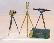 1/35 German field optical equipment