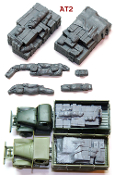 "1/72 Allied Truck Blobs""AT2"""