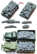 "1/72 Allied Truck Blobs""AT4"""