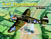 P-47 Thunderbolt in Action (sc)