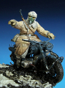 1/35 German Motorcyclist