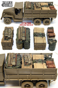 1/35 Allied Truck Load Set #2