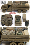 1/35 Allied Truck Load Set #3