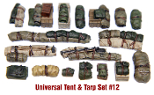 Generic Tents and Tarps Set # 12