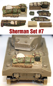 Sherman Engine Deck Set #7