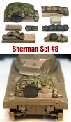 Sherman Engine Deck Set #8