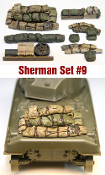Sherman Engine Deck Set #9