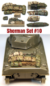 Sherman Engine Deck Set #10