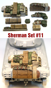 Sherman Engine Deck Set #11