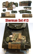Sherman Engine Deck Set #13
