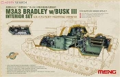 M3A3 Bradley with Busk III Interior Set