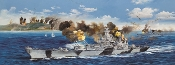 USS Iowa BB61 Battleship Battle of Leyte Gulf 1944