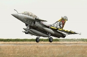 French Rafale B Fighter