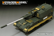 Modern German PzH2000 SPH basic(atenna base include) (For MENG TS-012)