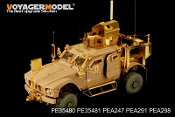 1/35 Modern US M-ATV MRAP Basic (For KINETIC Model K61007)