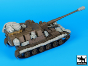 1/35 British 155mm As-90 accessories set