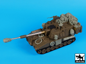 1/35 M 109 A6 Paladin accessories set