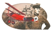 Knights of the Sky: Fokker Dr I Red Baron Triplane