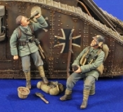 1/35 German Trench Raiders WWI (2)