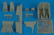 1/48 Su24M Fencer D Cockpit Set For Trumpeter