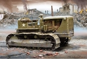 US Army Military Crawler/Tracked Tractor