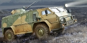 Russian GAZ39371 High Mobility Multi-Purpose Military Vehicle