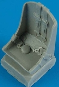 1/48 P47D/M/N Seat w/Safety Belts