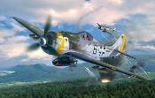 Focke Wulf Fw190F8 German Fighter