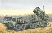 "MIM-104B Patriot Surface-To-Air Missile (SAM) System (PAC-1) w/M983 HEMTT - ""Black Label Series"""