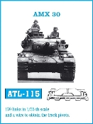 1/35 AMX30 Track Set (170 Links)
