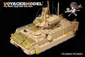 1/35 Modern US Army M2A3 BRADLEY w/BUSK III IFV Basic (Gun barrel ,smoke discharger include) (For MENG SS-004)