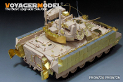 1/35 Modern US Army M3A3 BRADLEY w/BUSK III IFV Basic (Gun barrel ,smoke discharger include) (For MENG SS-006)