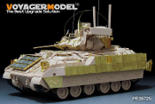 1/35 Modern US Army M3A3 BRADLEY ERA set (For MENG SS-006/OROCHI IM001 IM002)