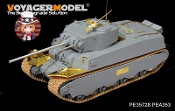 1/35 WWII US M6 Heavy Tank (Gun barrel, Antenna base Include) (For DRAGON 6789)