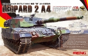 Leopard 2 A4 German Main Battle Tank