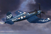 F4U-5N Corsair Early Version