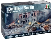 Battle for Berlin 1945 Diorama Set