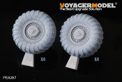 1/35 Modern Russian Scud Road wheels (GP)