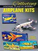 Vintage Plastic Model Airplane