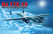 Dornier Do17Z-10 WWII Night Fighter