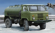Russian GAZ-66 Oil Truck