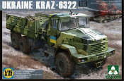 Ukraine KRA-6322 Late Type