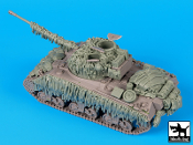 1/35 British Sherman Firefly hessian tape N°2