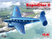 Expeditor II British Passenger Aircraft