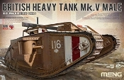 British Heavy Tank Mk.V Male