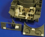 1/35 Duster Driver Compartment for AFV